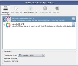 Libreelec raspberry pi 3 b+ download