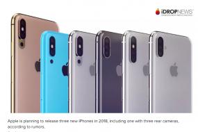 New 2018 iPhone