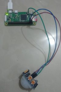 Home Security email alert using Raspberry Pi | Thetips4you