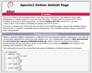 Raspberry Pi as Web Server | Setting up an Apache Web Server